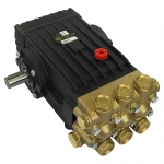 INTERPUMP Hochdruckpumpe WS151S, 150 bar, 15 l/min, 1450 U/min, 4,04 kW, Antriebswelle links